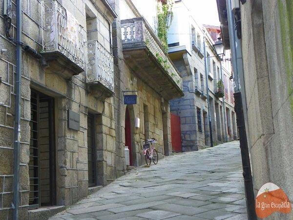 Allariz turismo medieval en tierra de leyendas - Outlet en allariz ...