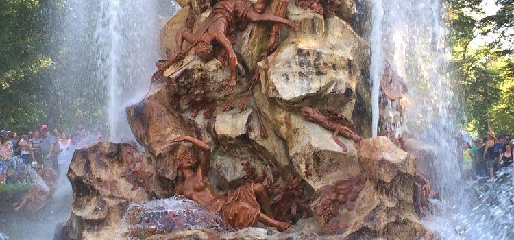 Fuentes de La Granja de San Ildefonso