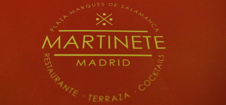 Restaurante Martinete Madrid